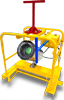 Subsea non-intrusive pig passage detector